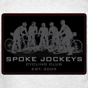 Spoke Jockeys Cycling club - Men's T-Shirt