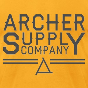 ARCHER CO. T-Shirts - Men's T-Shirt by American Apparel