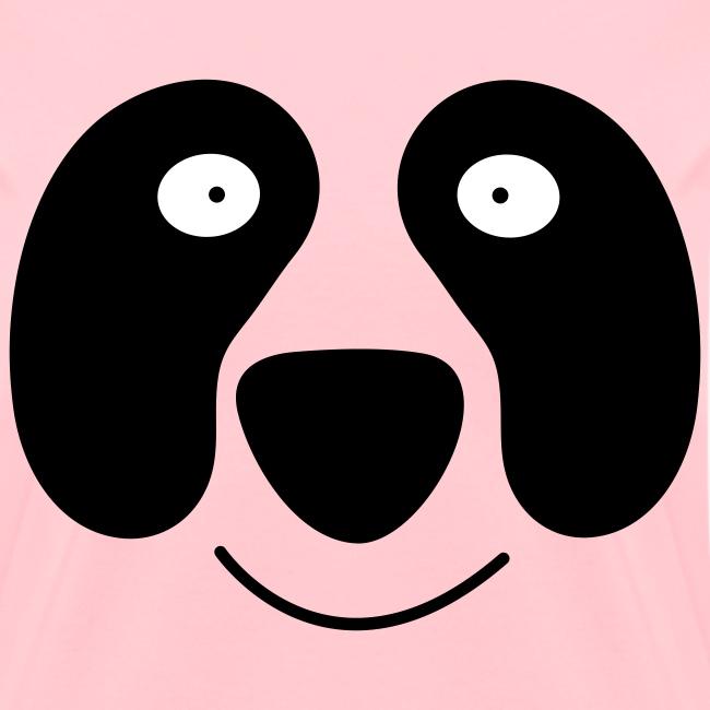 Panda Face women