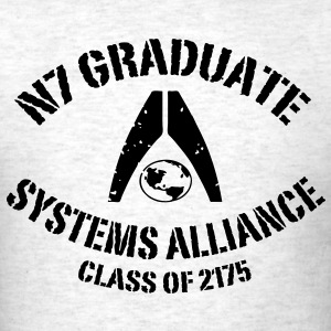 N7 Graduation Shirt - Men's T-Shirt