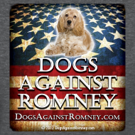 Design ~ Official Dogs Against Romney Cocker Spaniel Women's Tee