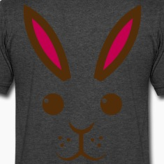simple easter bunny rabbit ears T-Shirts