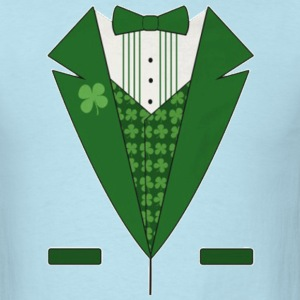 Green Tux T-Shirts - Men's T-Shirt