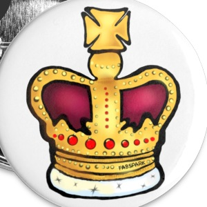 Crown - Large Buttons