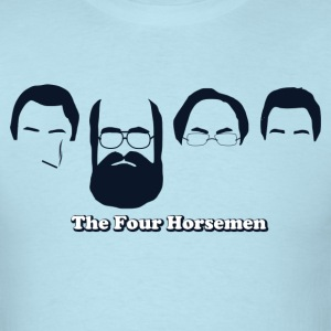 The Four Horsemen - Men's T-Shirt