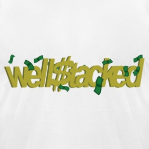 Well $tacked T-Shirts - Men's T-Shirt by American Apparel