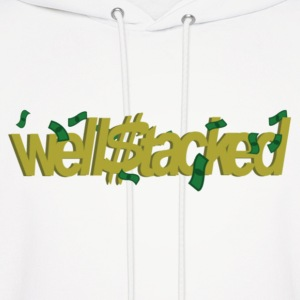 Well $tacked Hoodies - Men's Hoodie