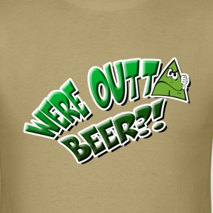 I Love My Beer mens tshirts - Men's T-Shirt