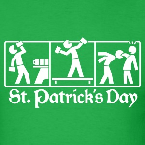St. Patricks Day 1 T-Shirts - Men's T-Shirt