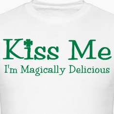 Kiss Me, I'm Magically Delicious Tee
