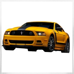 Ford Mustang T-Shirts