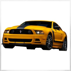 Ford Mustang Boss 302 - Men's T-Shirt