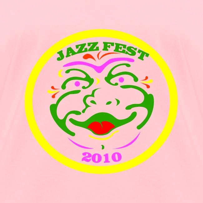 Jazz Fest face