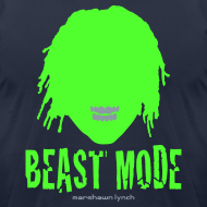 Design ~ Beast Mode - Marshawn Lynch -