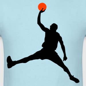 Slam Dunk HD Design T-Shirts - Men's T-Shirt
