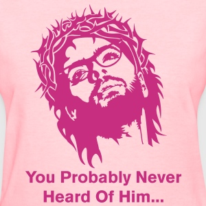 Hipster Christian - Women's T-Shirt