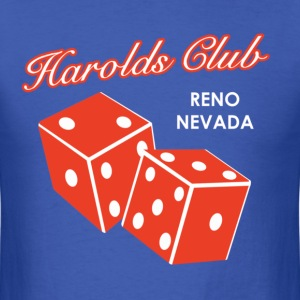 Harold's Club - Men's T-Shirt