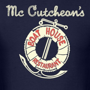 Mc Cutcheons Boat House Restaurant - Men's T-Shirt