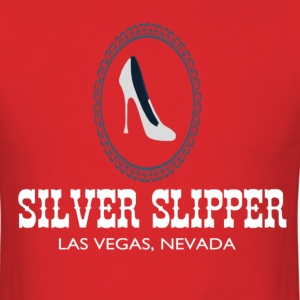 Silver Slipper - Men's T-Shirt