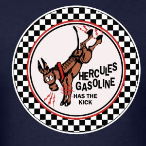 Hercules Gasoline - Men's T-Shirt
