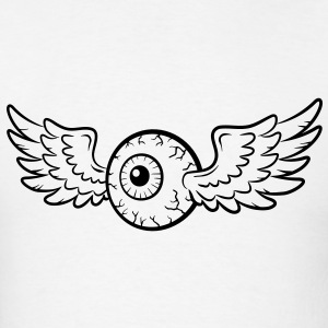 Winged Eye VECTOR T-Shirts - Men's T-Shirt