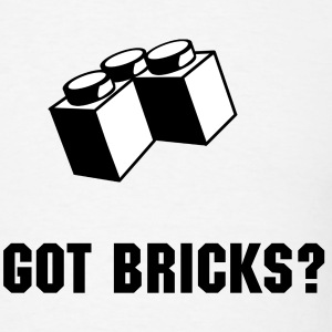 Got Brick? - Men's T-Shirt