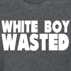 White Boy Wasted Women's T-Shirts - Women's T-Shirt