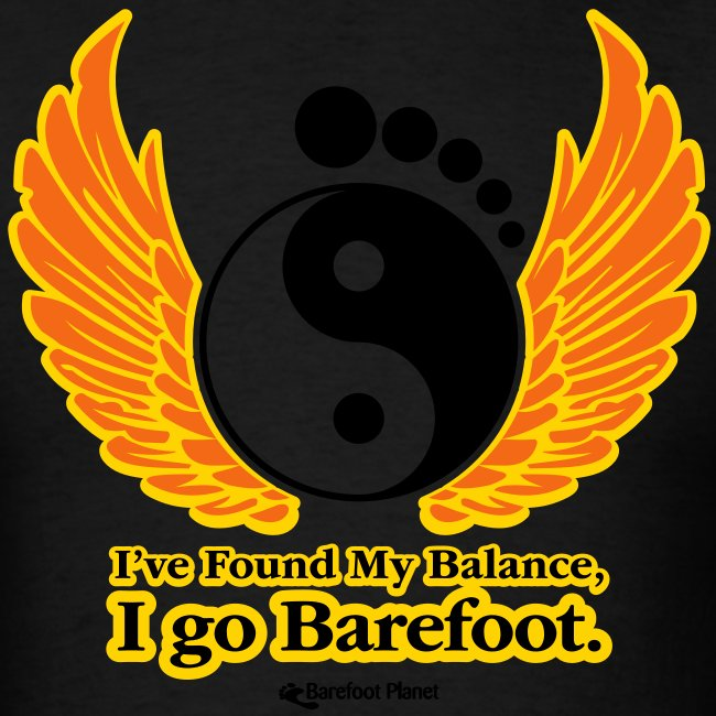Barefoot Balance 1 - Men's