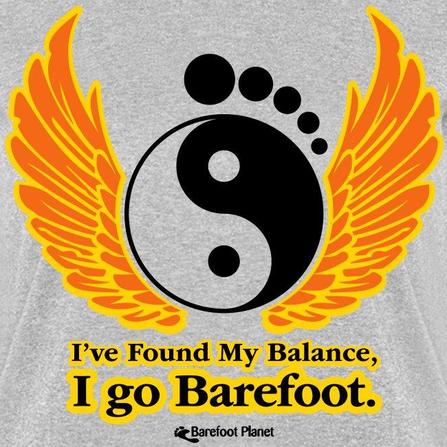 Barefoot Balance 1 - Women's Tee