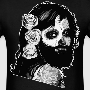 Bearded lady - Men's T-Shirt