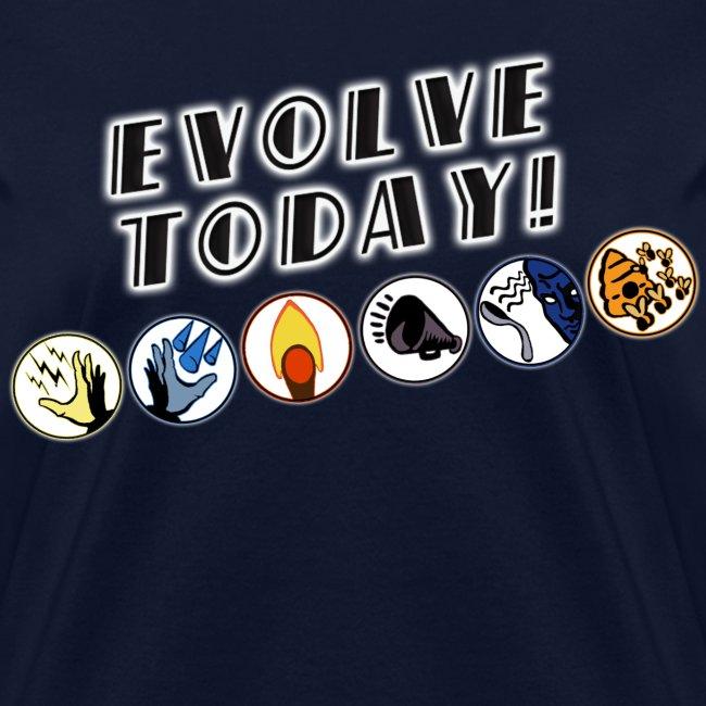 Evolve Today! (Bioshock)
