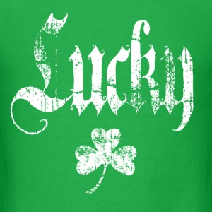 Lucky Clover T-Shirts - Men's T-Shirt
