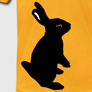 rabbit - Men's T-Shirt by American Apparel