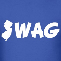 New Jersey SWAG NJ Design T-Shirts