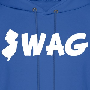New Jersey SWAG NJ Design Hoodies - Men's Hoodie