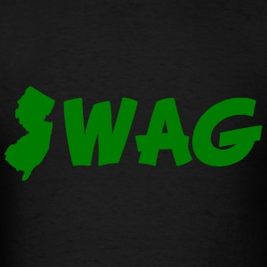 New Jersey SWAG NJ Design T-Shirts - Men's T-Shirt