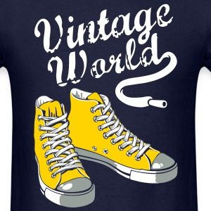 Vintage sneakers T-Shirts - Men's T-Shirt