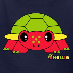 Shellie Pudgie Pet - Designs by Melody Kids' Shirts - Kids' T-Shirt