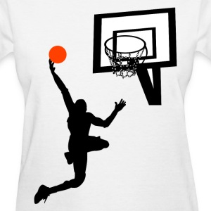 Slam Dunk HD Design Women's T-Shirts - Women's T-Shirt