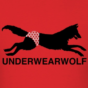 Underwearwolf - Men's T-Shirt