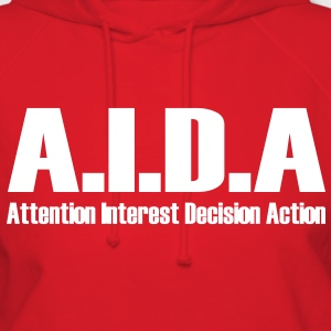 The Art of Selling | AIDA Hoodies - Women's Hoodie