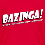 Design ~ Sheldon Cooper - Bazinga