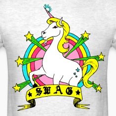 Unicorn Swag Tee