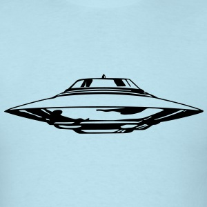 UFO VECTOR T-Shirts - Men's T-Shirt