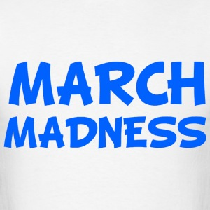 March Madness Design T-Shirts - Men's T-Shirt