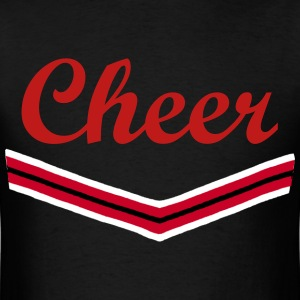 Cheerleading Uniform Braid T-Shirts - Men's T-Shirt