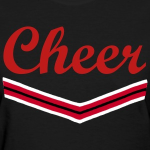 Cheerleading Uniform Braid Women's T-Shirts - Women's T-Shirt