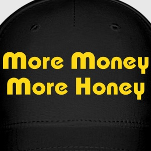 More Money More Honey Caps - Baseball Cap