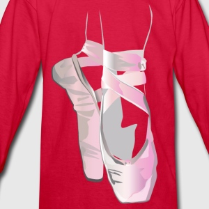 Ballet - Kids' Long Sleeve T-Shirt