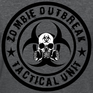 zombie outbreak tactical unit Women's T-Shirts - Women's T-Shirt